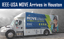 MOVE Arrives in Houston